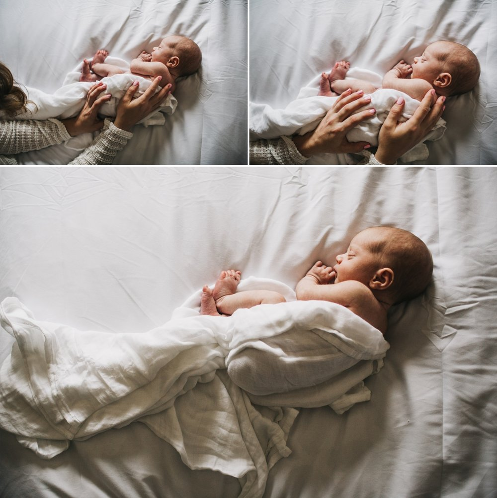 Seattle Newborn Baby Photographer