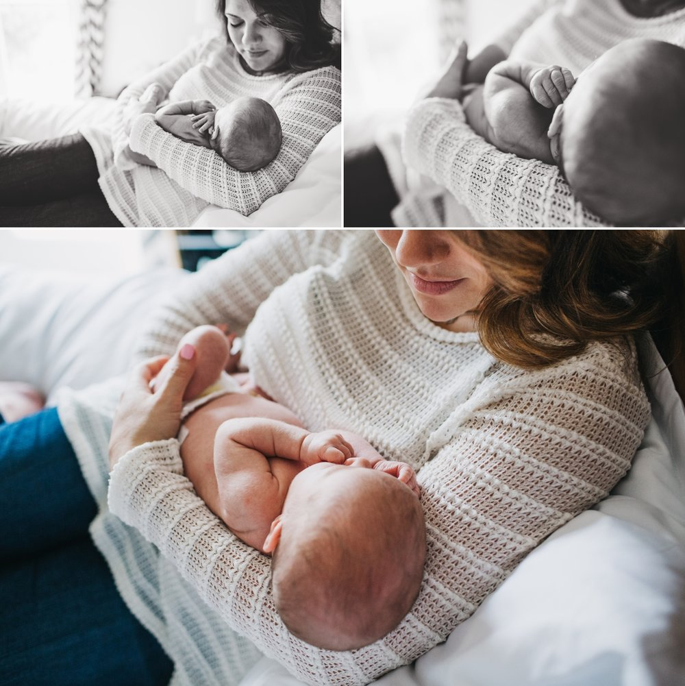Kirkland WA Newborn Photographer