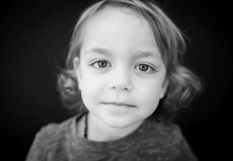 black and white fine art child school portrait photographer lisa cole schooled online