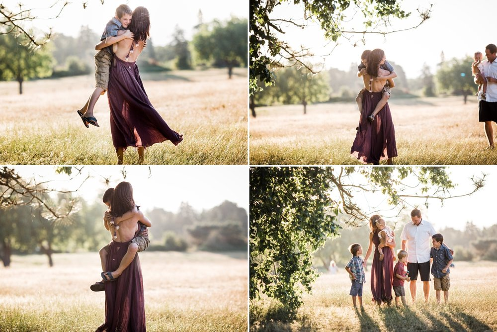 Seattle Family Photographer Elena S Blair