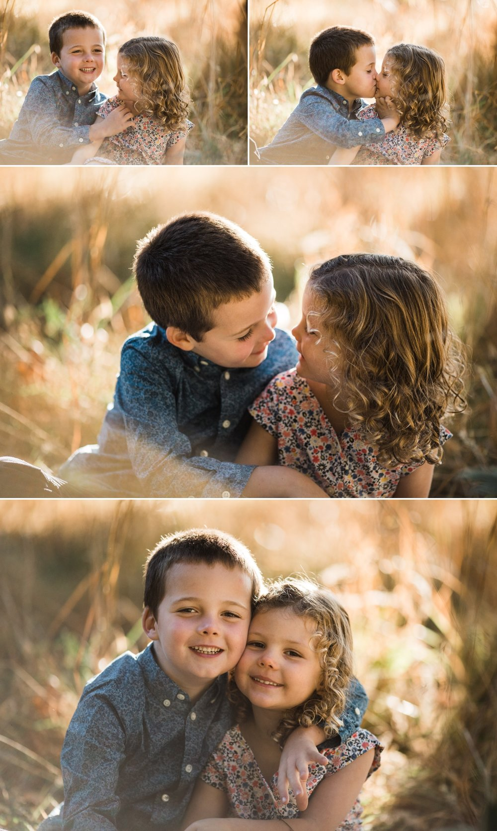 Elena S Blair Photography | Seattle family outdoors | Connected and emotive family photography