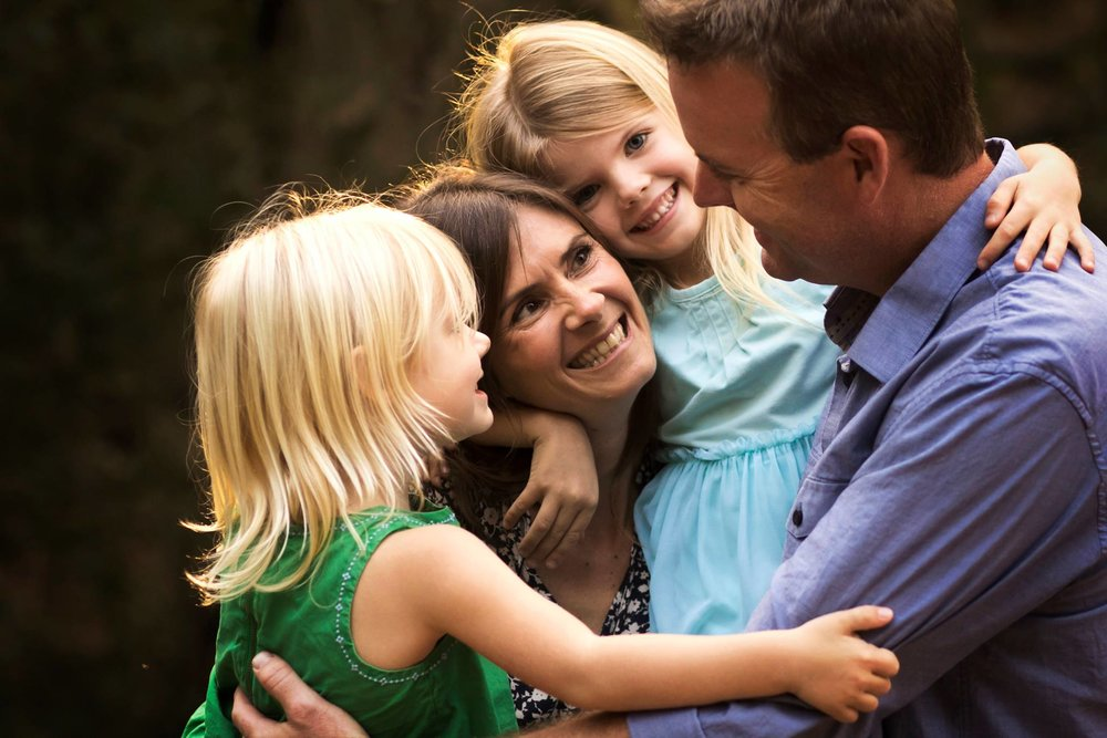 family posing made easy online photography workshop elena s blair | stacey still