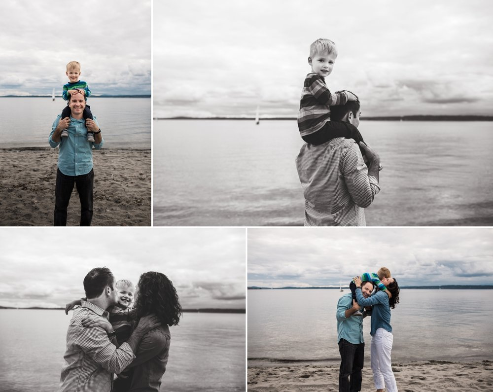 seattle beach family photographer outdoors elena s blair photography