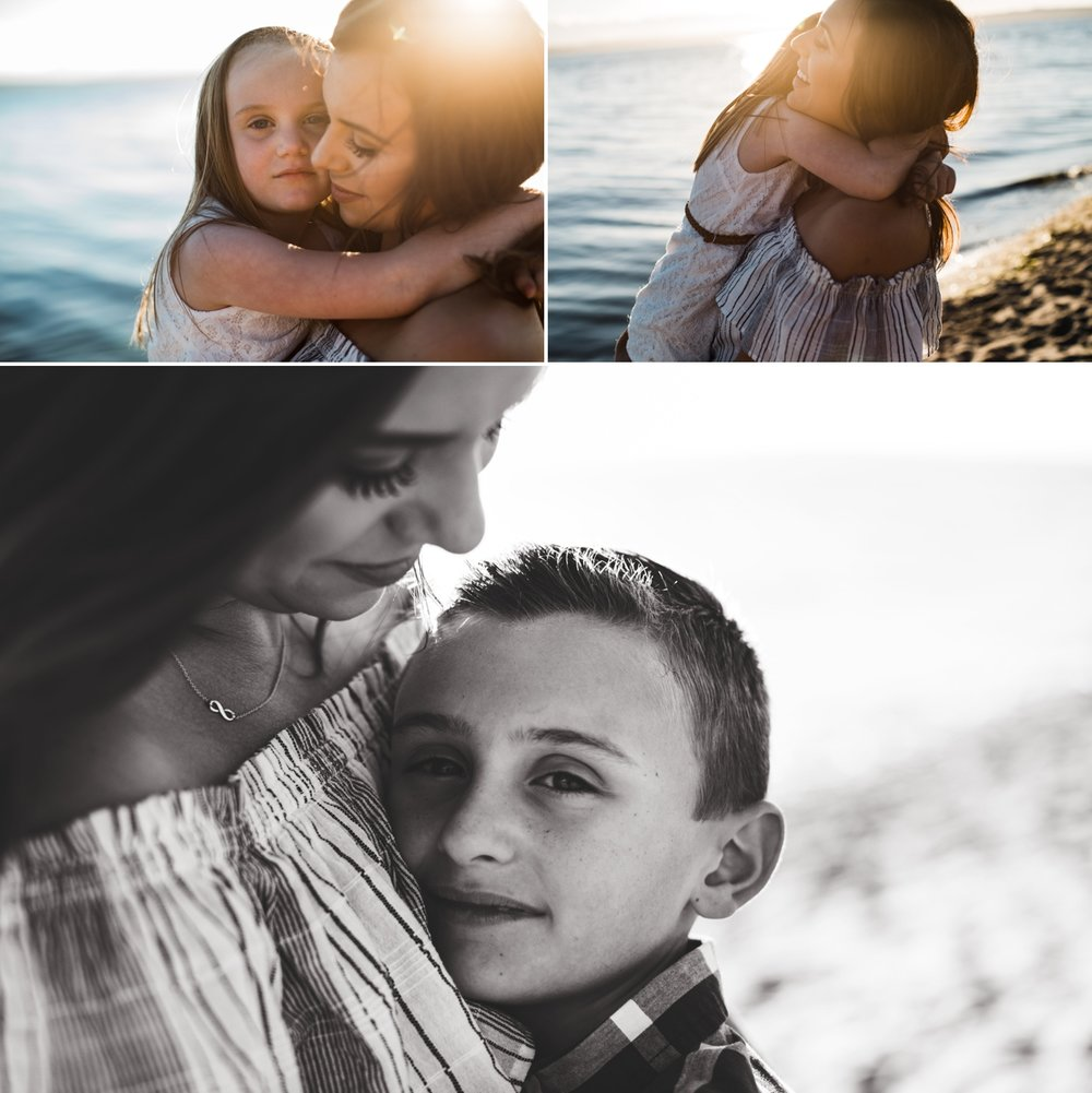 best seattle family photographer outdoors park location with elena s blair photography