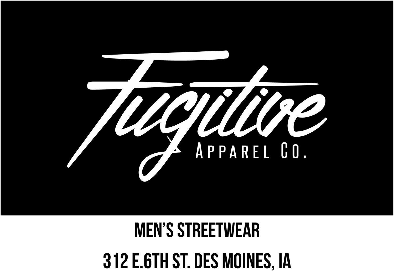 Fugitive Apparel Co.