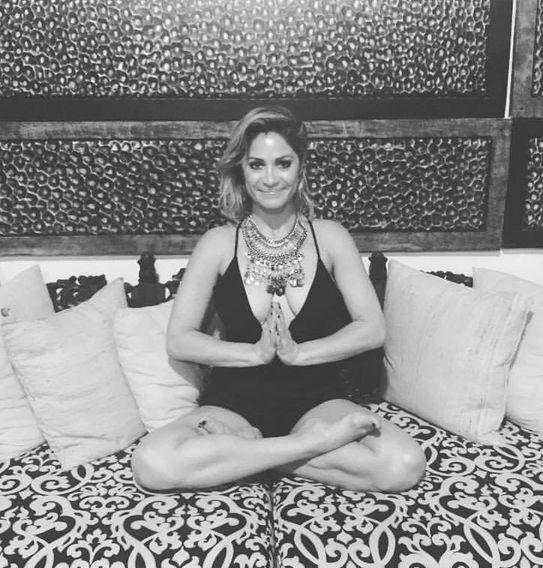 Jennifer Radnay, labor doula and yoga instructor