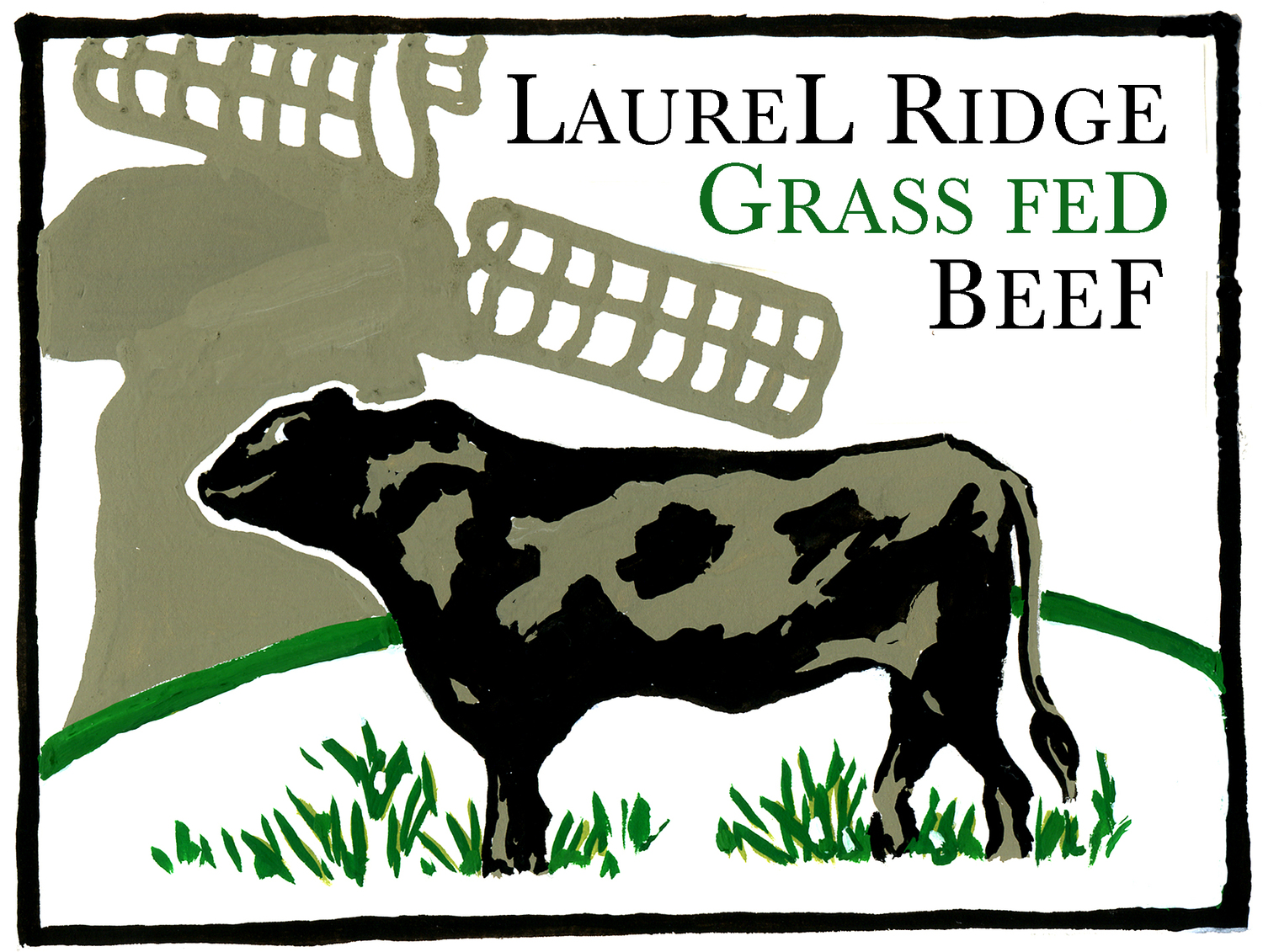 Laurel Ridge Grass-Fed Beef