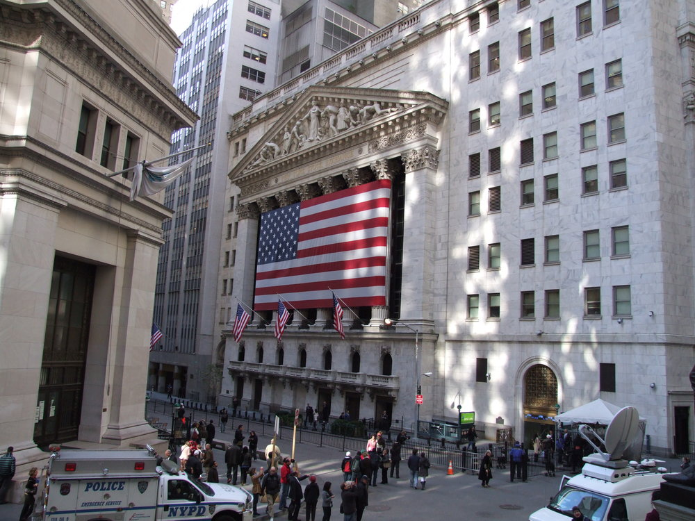 Broad Street - New York Stock Exchange