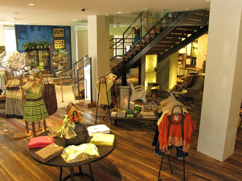 Anthropologie interior