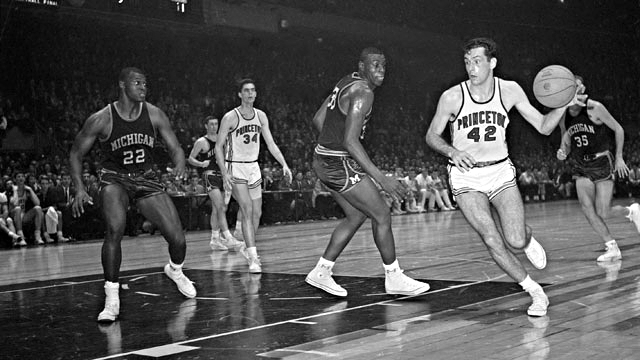 Bill Bradley, who played basketball at Princeton, internationally and with the New York Knicks before stepping onto the court in Tokyo in the 1964 Olympics,  brought gold home from Japan  and went on to continue a stellar career.