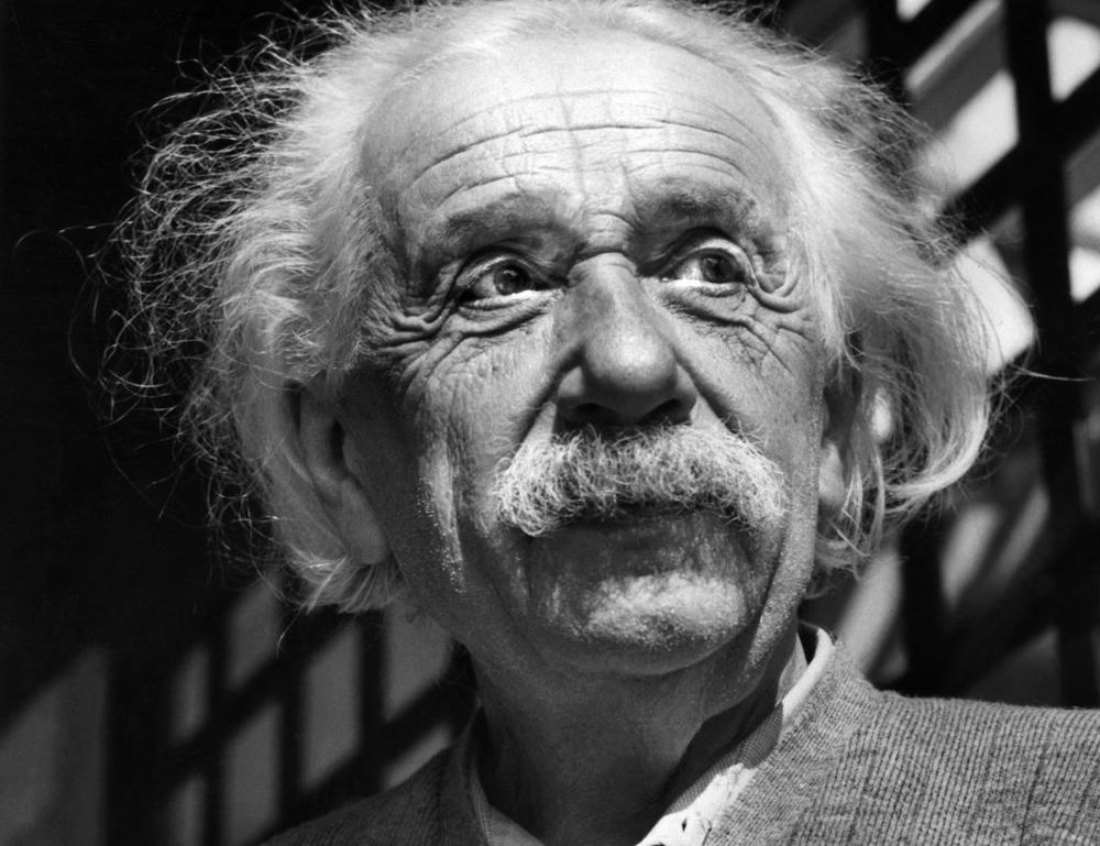 Albert Einstein used to travel frequently – with his mind and body. He also had several experiences living abroad. He was born in Germany in 1879. Then, he moved to Italy in 1894; to Aarau, Switzerland in 1895, and Zurich in 1896. After getting married, Einstein, his wife, and their first child moved to Prague, in 1911. In 1912, he moves back to Zurich. In 1914, he moves from Zurich to Berlin. Then, he moves to the USA in 1933, where he takes a post at the Institute for Advanced Study at Princeton University. He will remain in the USA until his death in 1955.