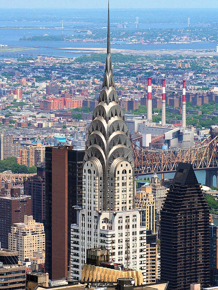 the welcome blog chrysler building 15 top secret stories of an icon. Black Bedroom Furniture Sets. Home Design Ideas