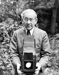 Lewis Wickes Hine, photograper and sociologist. Click here to learn more.