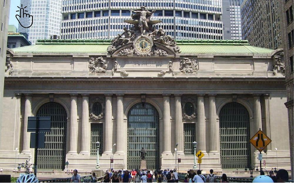 Grand Central Station is much more than just a train station