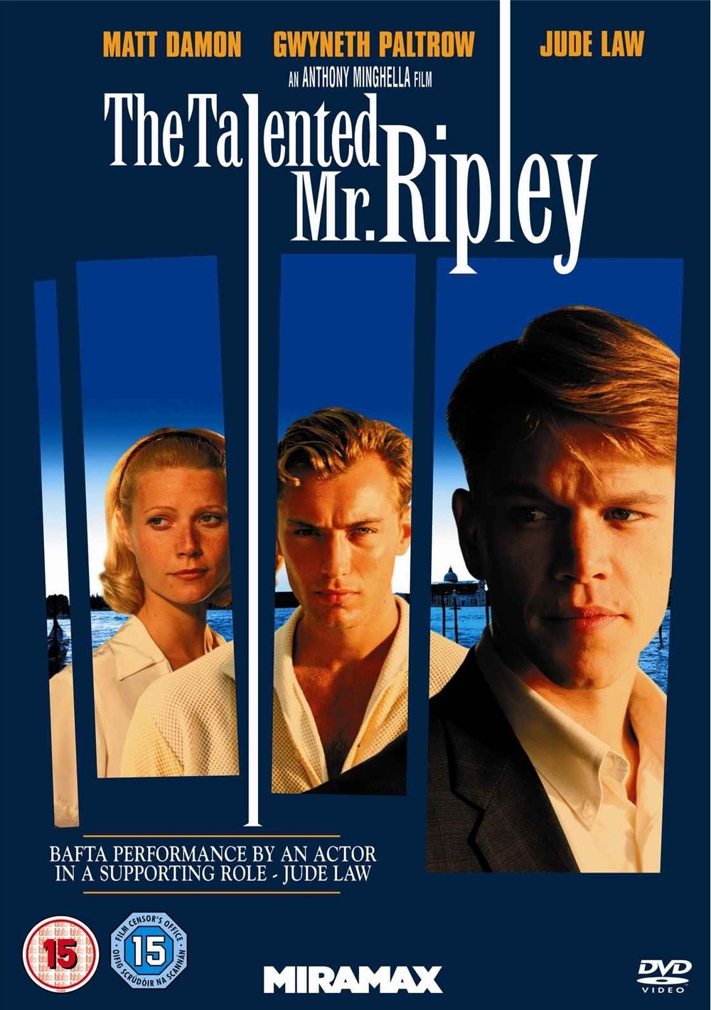"""""""The Talented Mr. Ripley (1999)"""