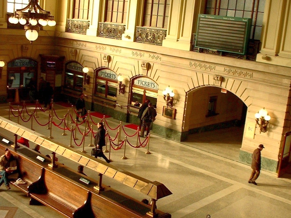 Hoboken Terminal (Image: Wikipedia)