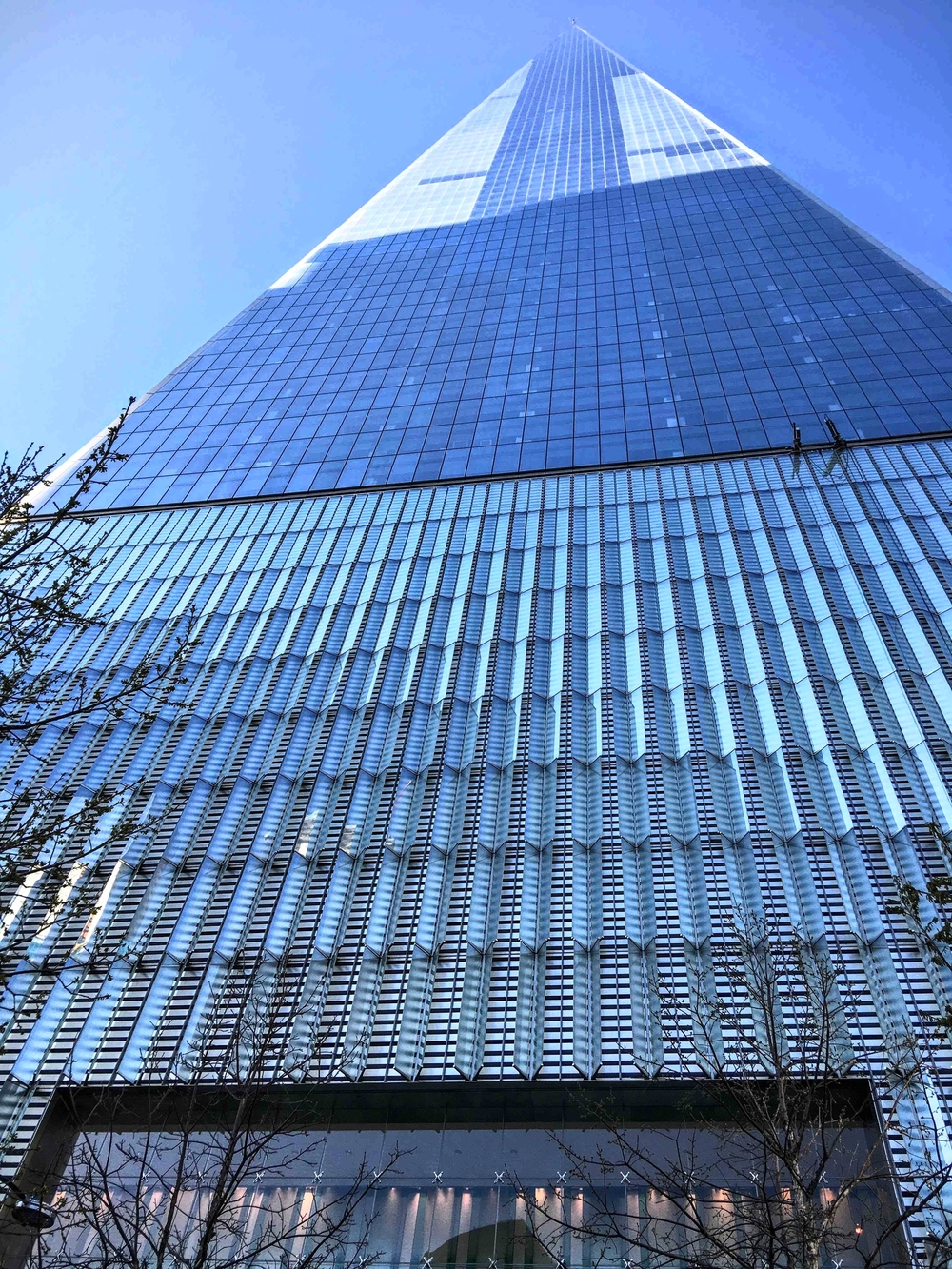 One WTC – also known as Freedom Tower
