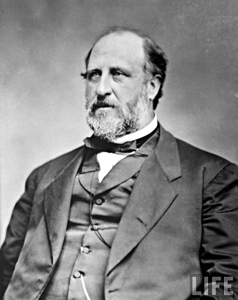 Boss Tweed in 1870 (Image: public domain)