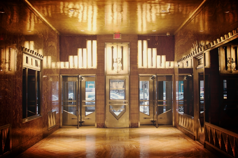 The welcome blog chrysler building 15 top secret stories of an icon for New york life building interior