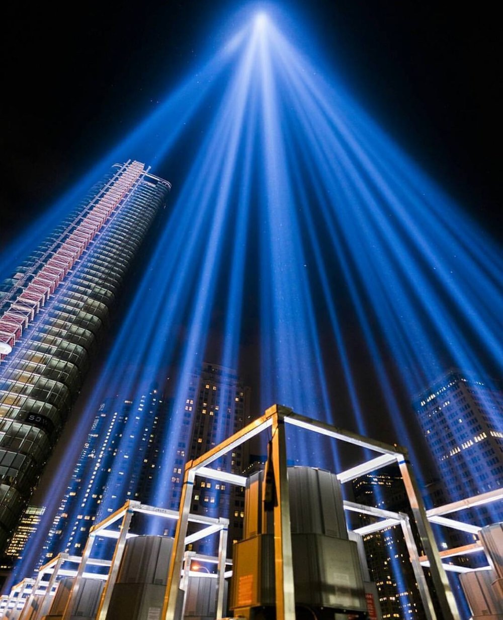 Click here to explore more photos and learn more about Tribute in Light