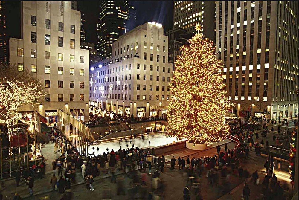 New York City Christmas Tree