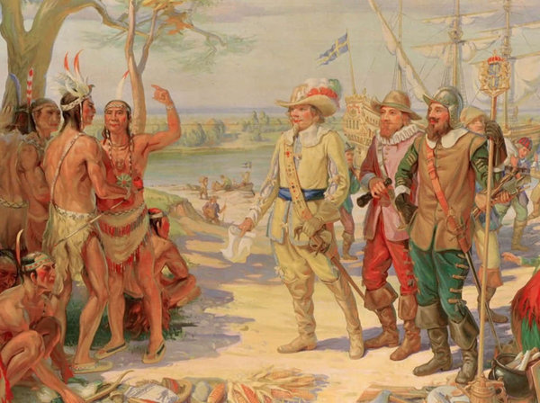 "In the Dutch National Archives is the only known primary reference to the Manhattan sale: a letter written by Dutch merchant Pieter Schage on November 5, 1626, to directors of the West India Company, which was instrumental in the exploration and settlement of ""New Netherland."" In the letter, he writes, ""They have purchased the Island of Manhattes from the savages for the value of 60 guilders."" (There is a surviving deed for Manhattan and Long Island, but this was made well after this initial Manhattan purchase when the Dutch had already been inhabiting the island for several decades.)  Nineteenth-century historians converted those 60 guilders to U.S. dollars and got what was then $24. That same figure has been repeated for almost two centuries since, frozen in time and untouched by changes to the value of currency—but those guilders don't stand at $24 today. According to this converter from the International Institute of Social History at the Royal Netherlands Academy of Arts and Sciences, 60 guilders in 1626 was equivalent to 734.77 euros in 2011. The exchange rate to the US dollar varies, but a conversion as I'm writing this gets us $951.08 USD, which puts us more in the ballpark"