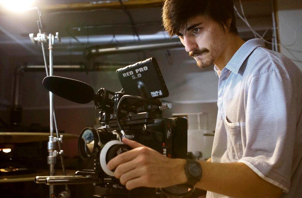 Adam Carboni, filmmaker