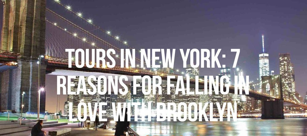 Click here to fall in love with Williamsburg and Brooklyn