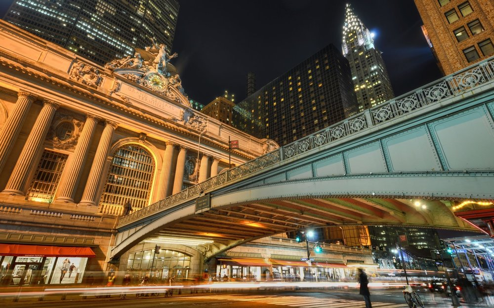 GRAND CENTRAL TERMINAL - A WORLD IN THE CITY THAT NEVER SLEEPS