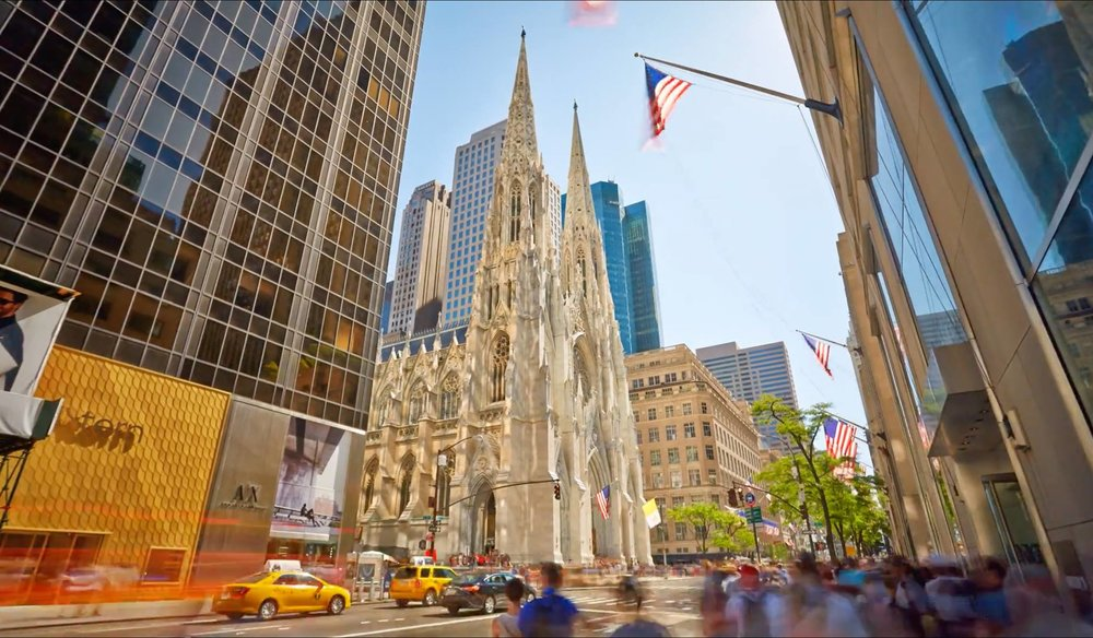 ST. PATRICK'S CATHEDRAL - WANT TO KNOW SOME SECRETS? CLICK BELOW