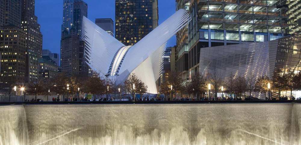 THE OCULUS TERMINAL AT THE WTC - A COLOSSAL MASTERPIECE?