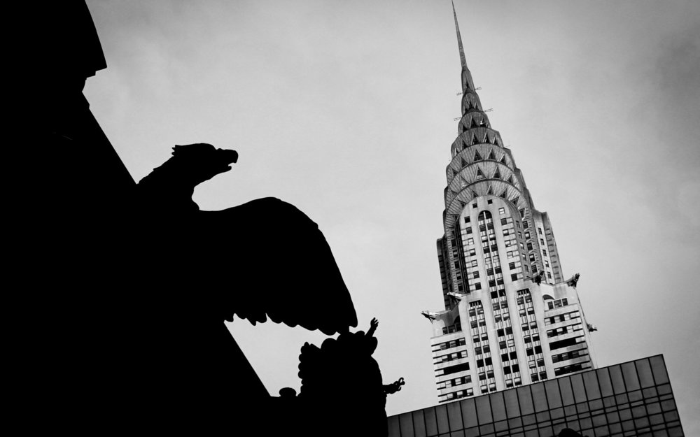 CHRYSLER BUILDING - EVERYBODY LOVES IT