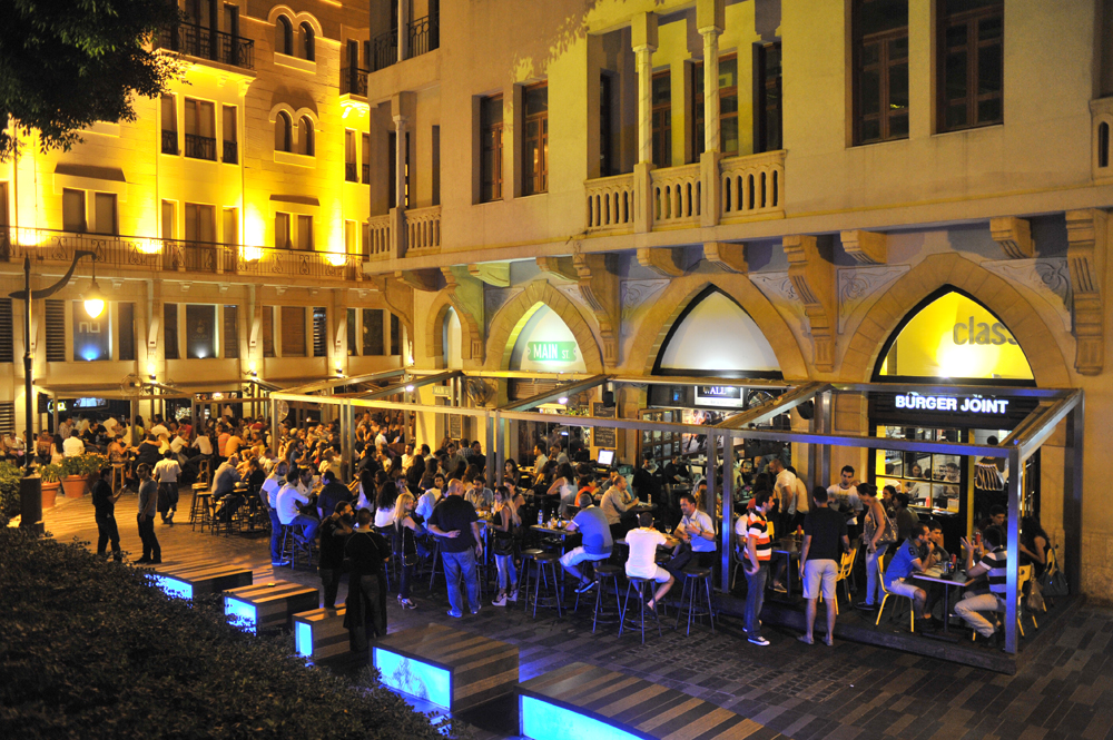 Beirut's nightlife
