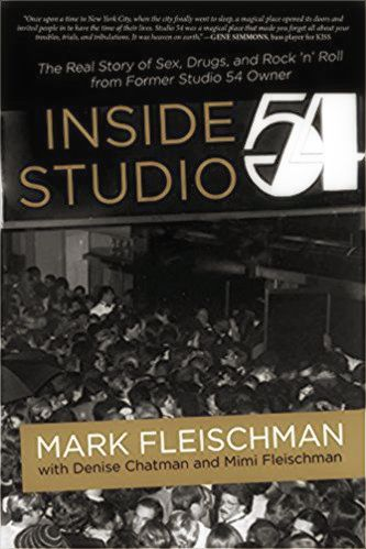In Inside Studio 54, the former owner takes you behind the scenes of the most famous nightclub in the world, through the crowd, to a place where celebrities, friends, and the beautiful people sip champagne and share lines of cocaine using rolled-up hundred-dollar bills.    Click here to pre-order.