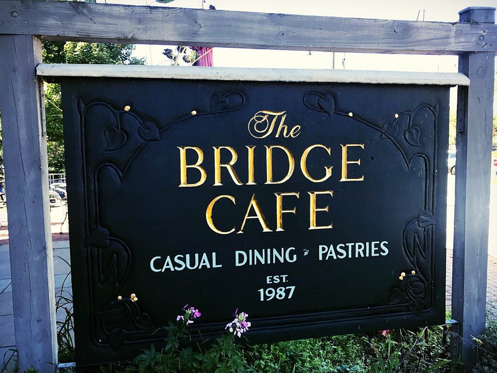 The Bridge Cafe in Frenchtown, New Jersey