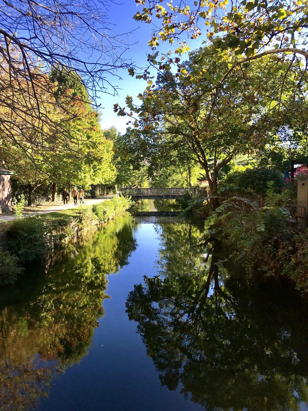 Delaware Canal crossing Lambertville PA