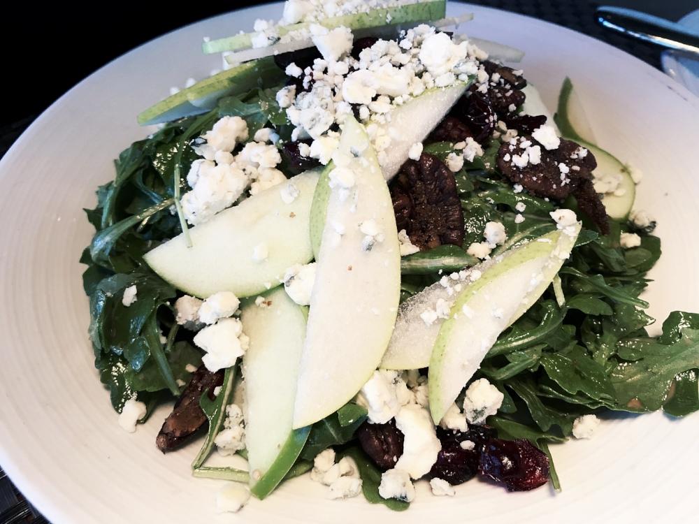Arugula-Pecan Salad