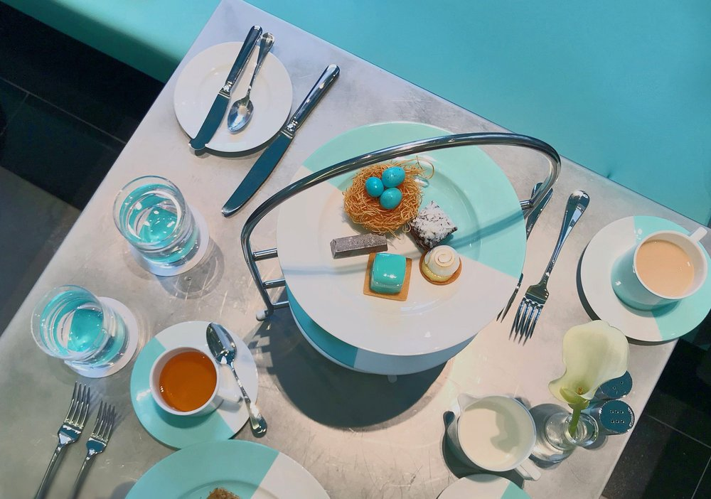 This is what Breakfast at Tiffany's looks like!