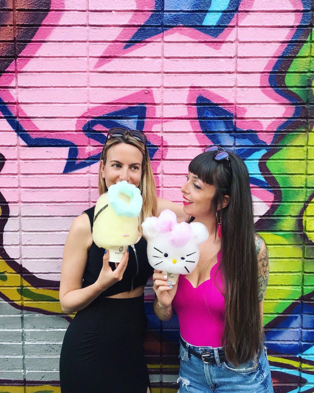Kiara & Irene