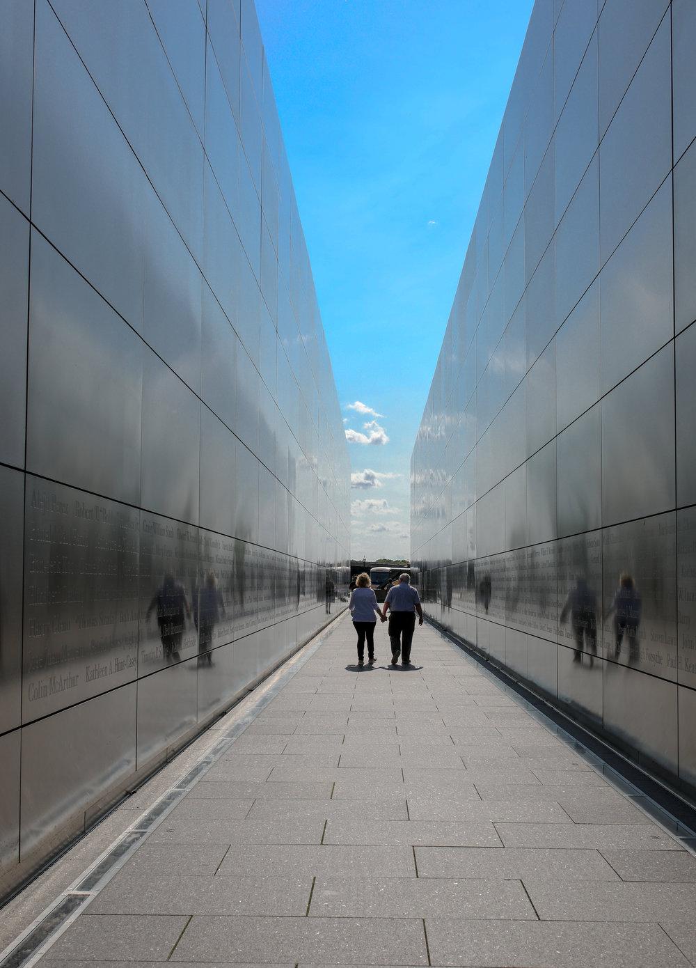 A 9/11 Memorial Across the Hudson