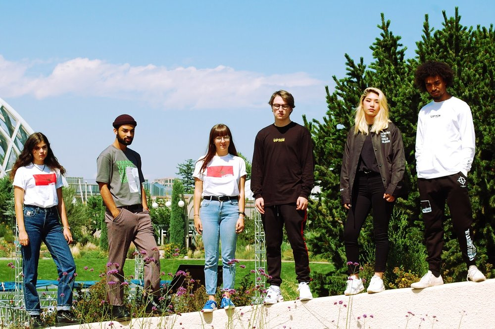 Models: Stephen Edwards, Suzy Zeitzman, Caleb Smith, Anna Kim, Eve Zook, Jonas Conn-parent  (in no particular order) Photo by: Daniel and Jonas