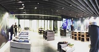 Schuyler4 sales team visiting the first Alberto concept store in Monchengladbach, Germany. Fantastic👍👍👍 #albertopants #menswear #mensfashion #mensstyle #denim #Germany #instafashion #store #pants