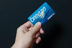 $50 MARTA Breeze Card