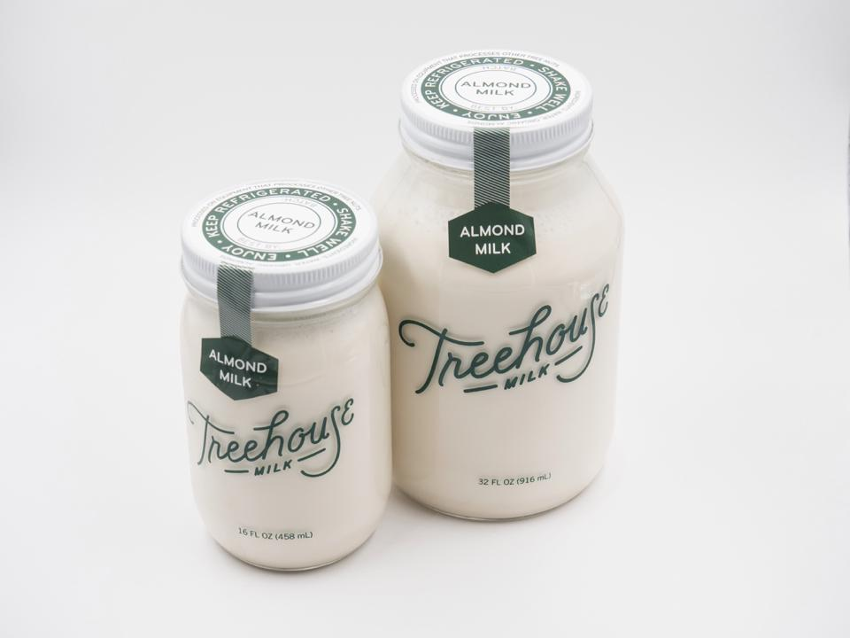 Treehouse Milk $25 Gift Card