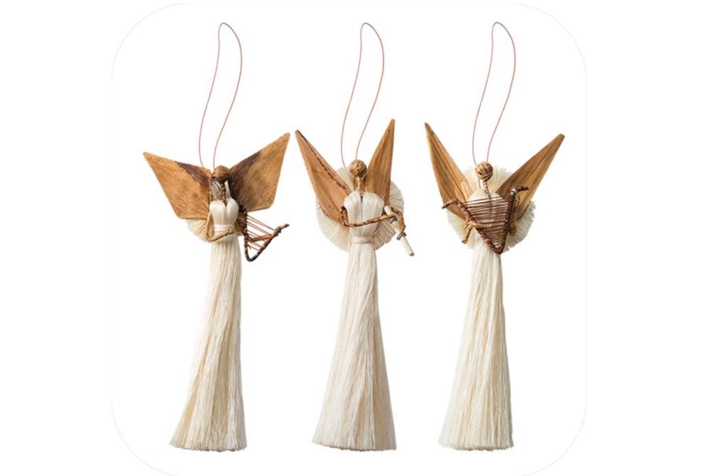 Johari Africa Handmade eco-friendly ornaments