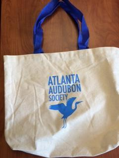 Atlanta Audubon Society Gift Bag