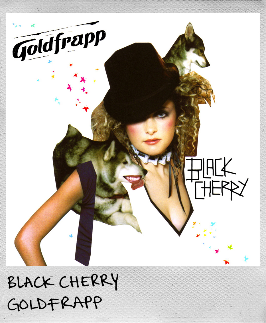 Black Cherry • Goldfrapp
