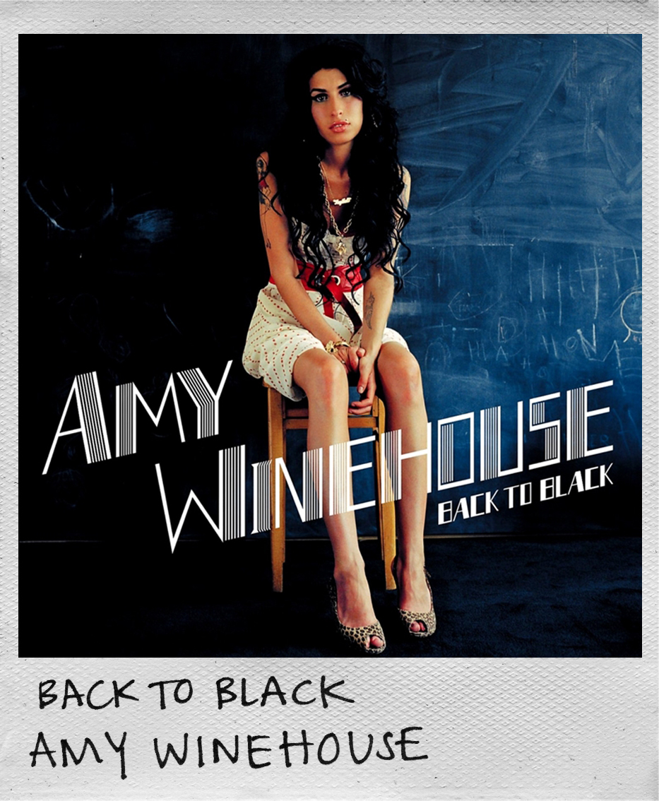 Back to Black • Amy Winehouse