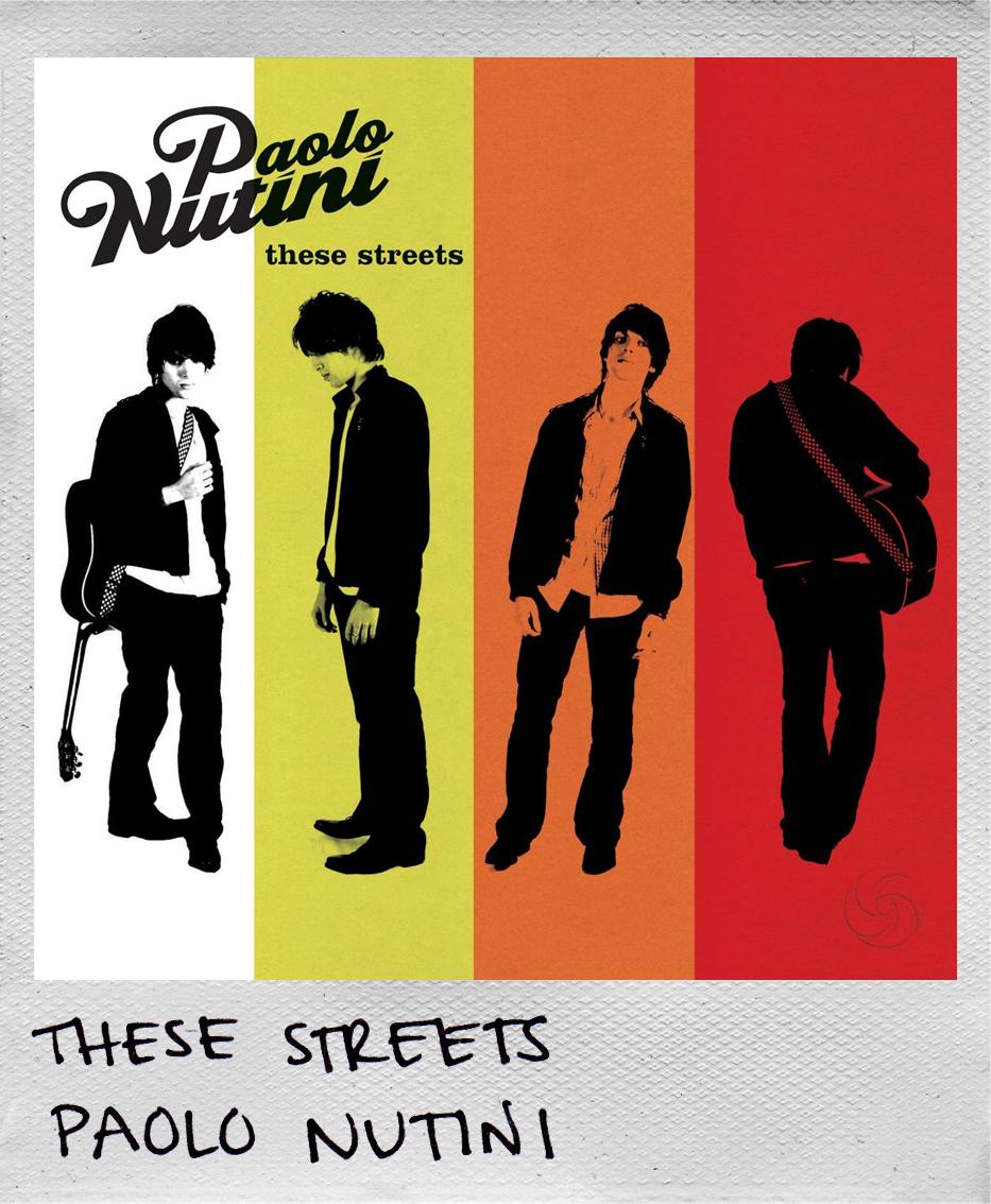 These Street • Paolo Nutini