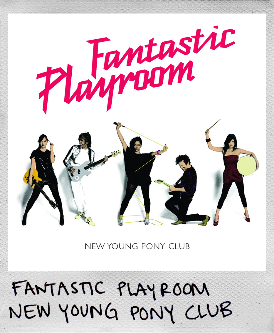 Fantastic Playroom • New Young Pony Club